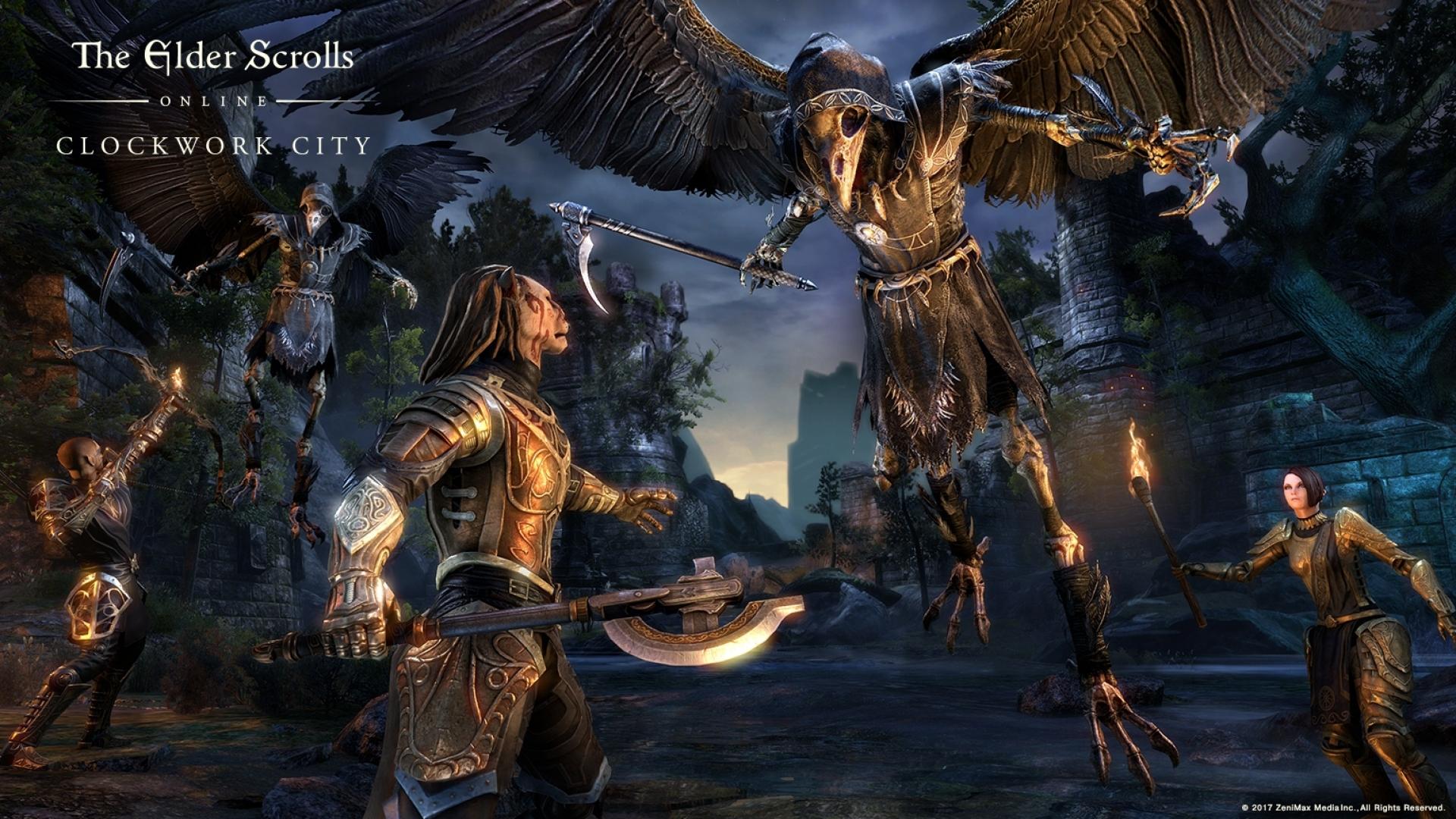 Media The Elder Scrolls Online