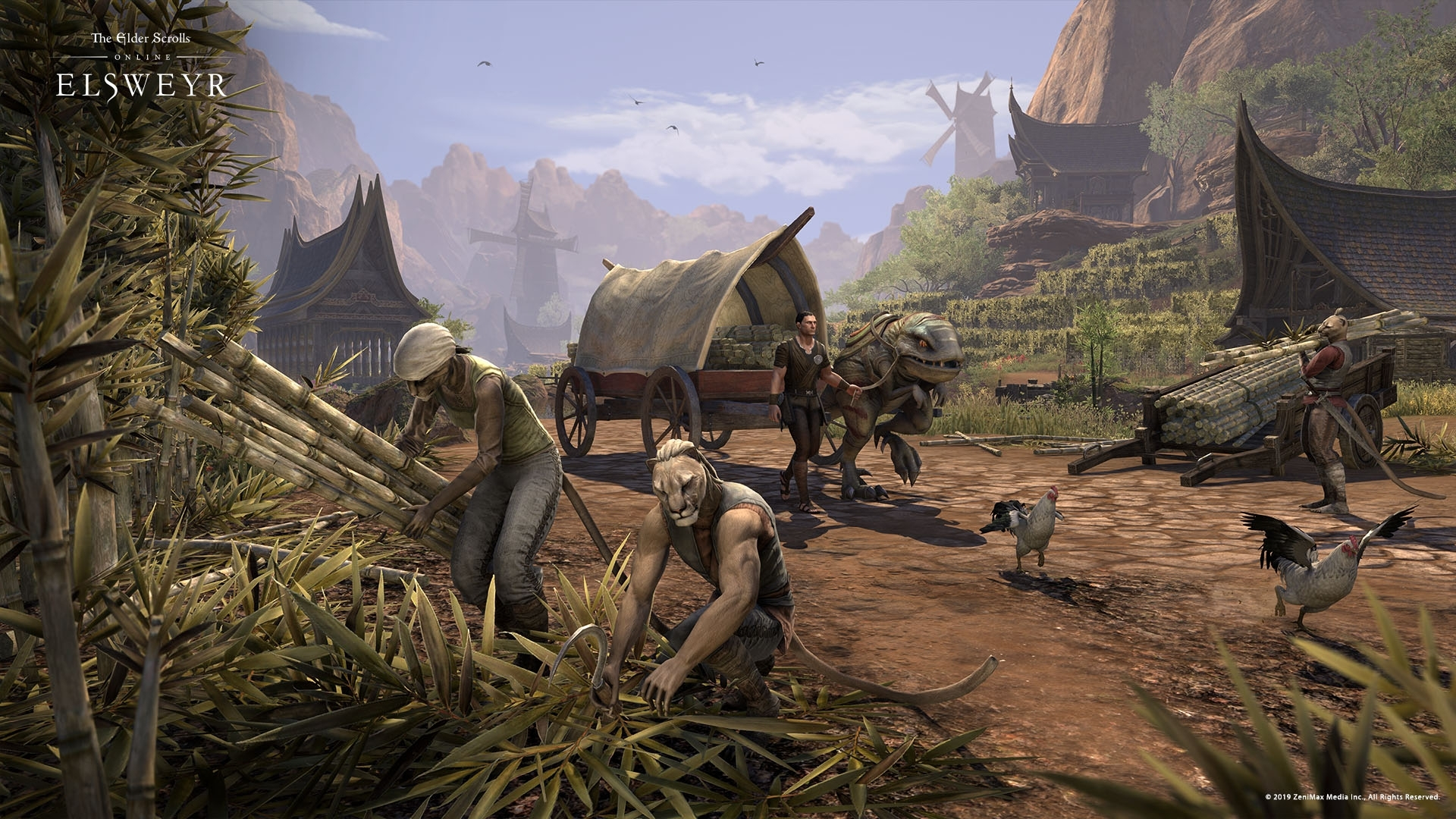 Screenshots - The Elder Scrolls Online