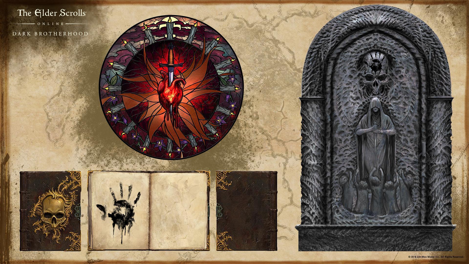 Concept Art The Elder Scrolls Online