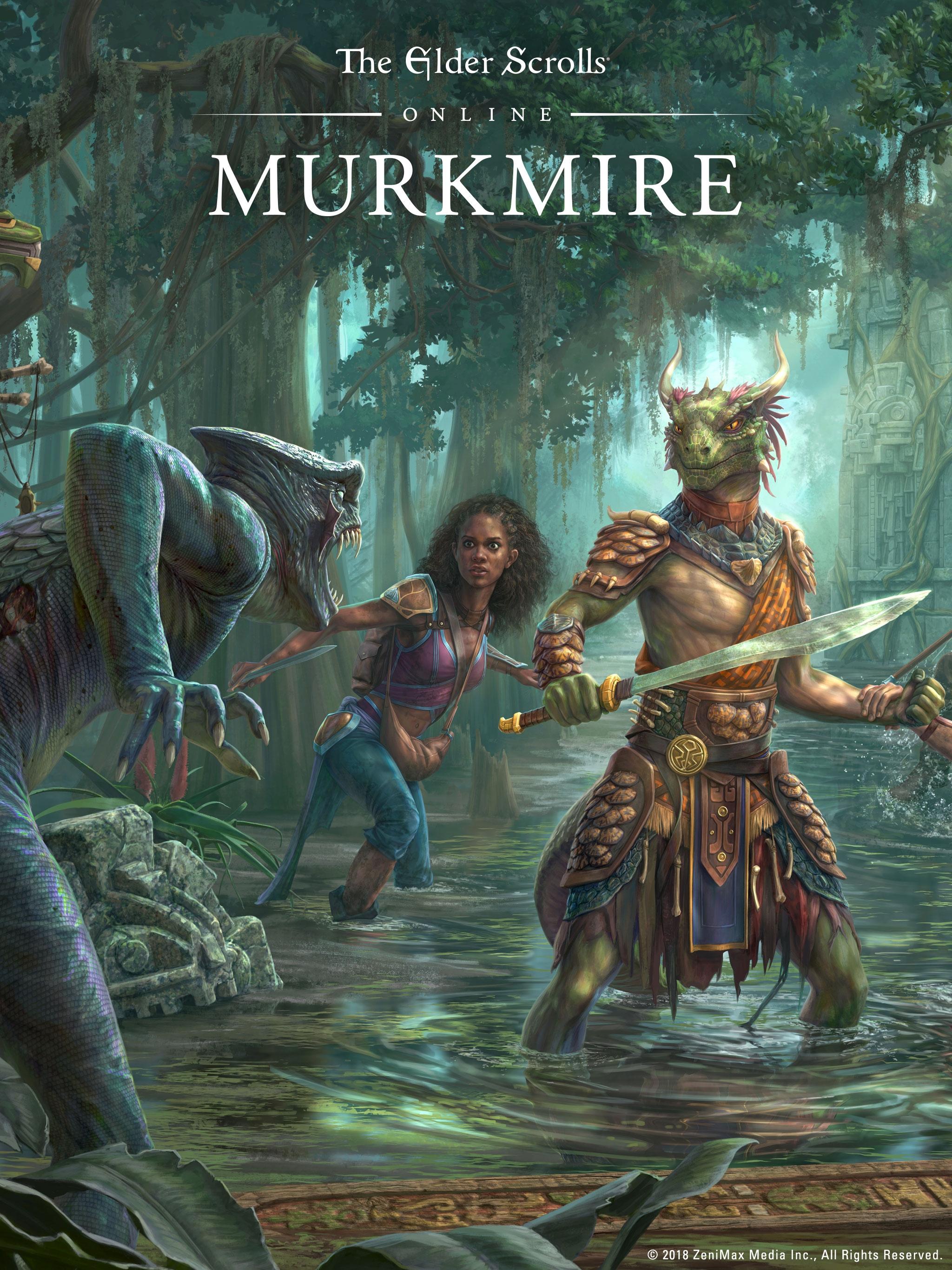 The Elder Scrolls Online: Murkmire - The Elder Scrolls Online
