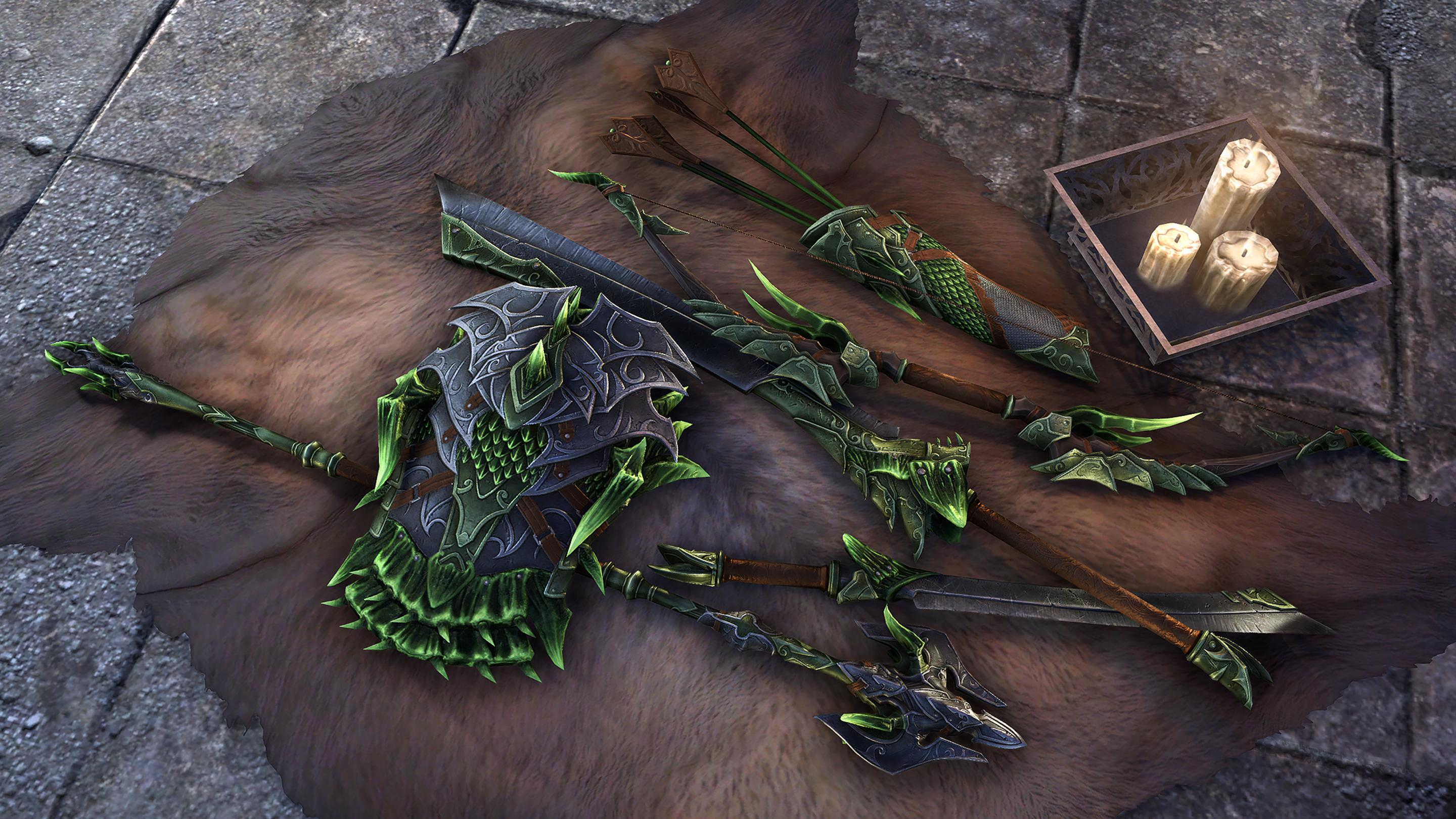 Legendary Dragon Arms Pack Crown Store The Elder Scrolls Online Legendary dragon armor pack 2,000 purchase. legendary dragon arms pack crown