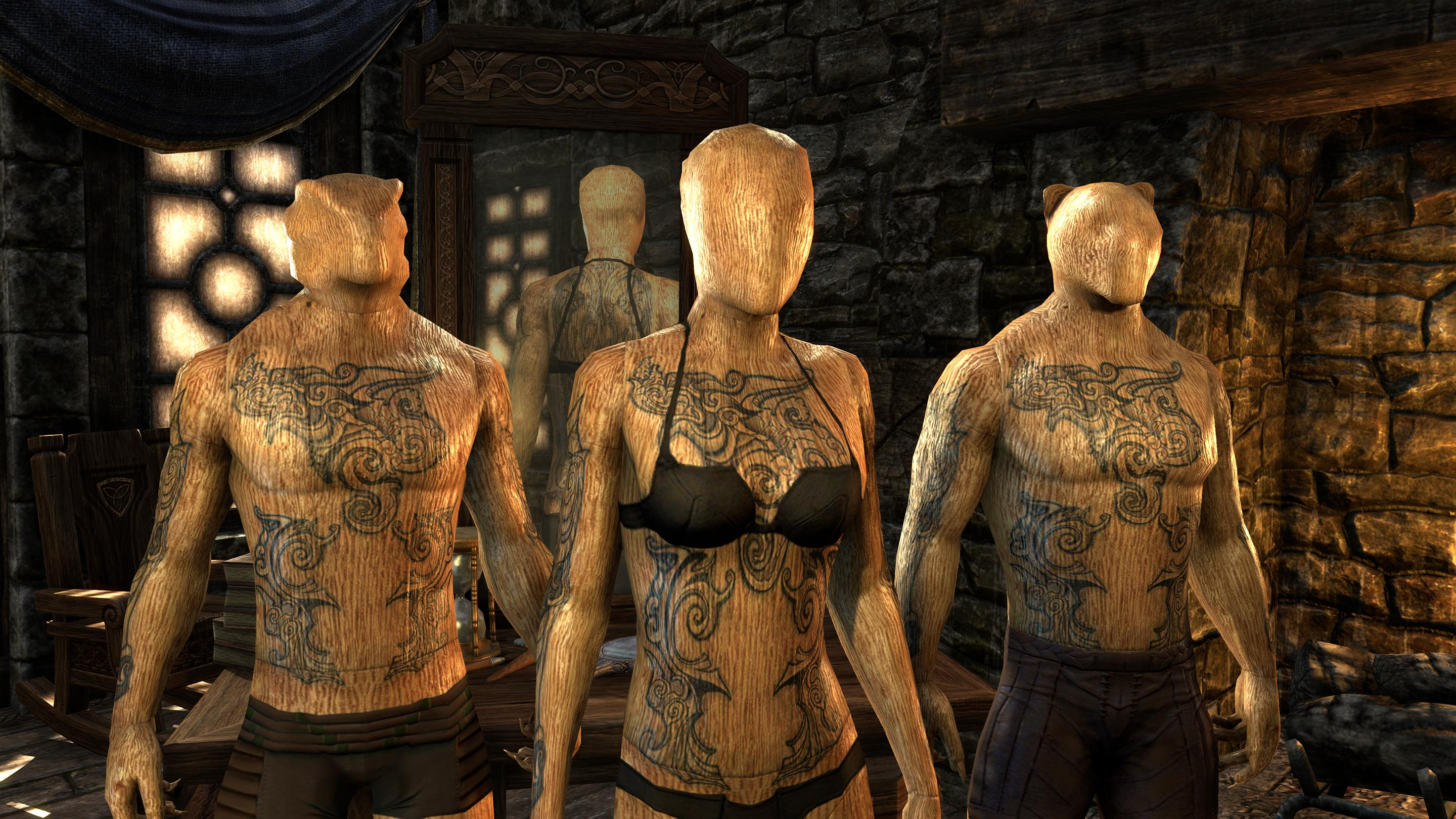 Pride of Alkosh Body Marks - Crown Store - The Elder Scrolls Online