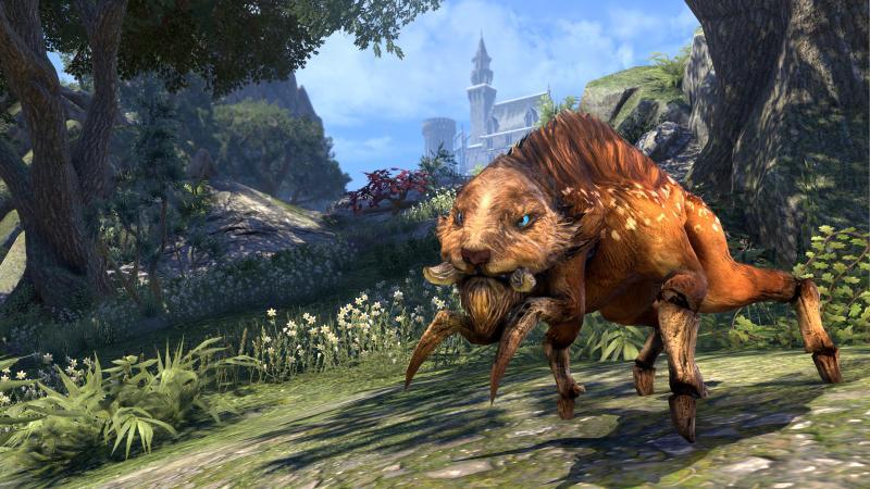 Announcing The Elder Scrolls Online: Elsweyr & the Season of the