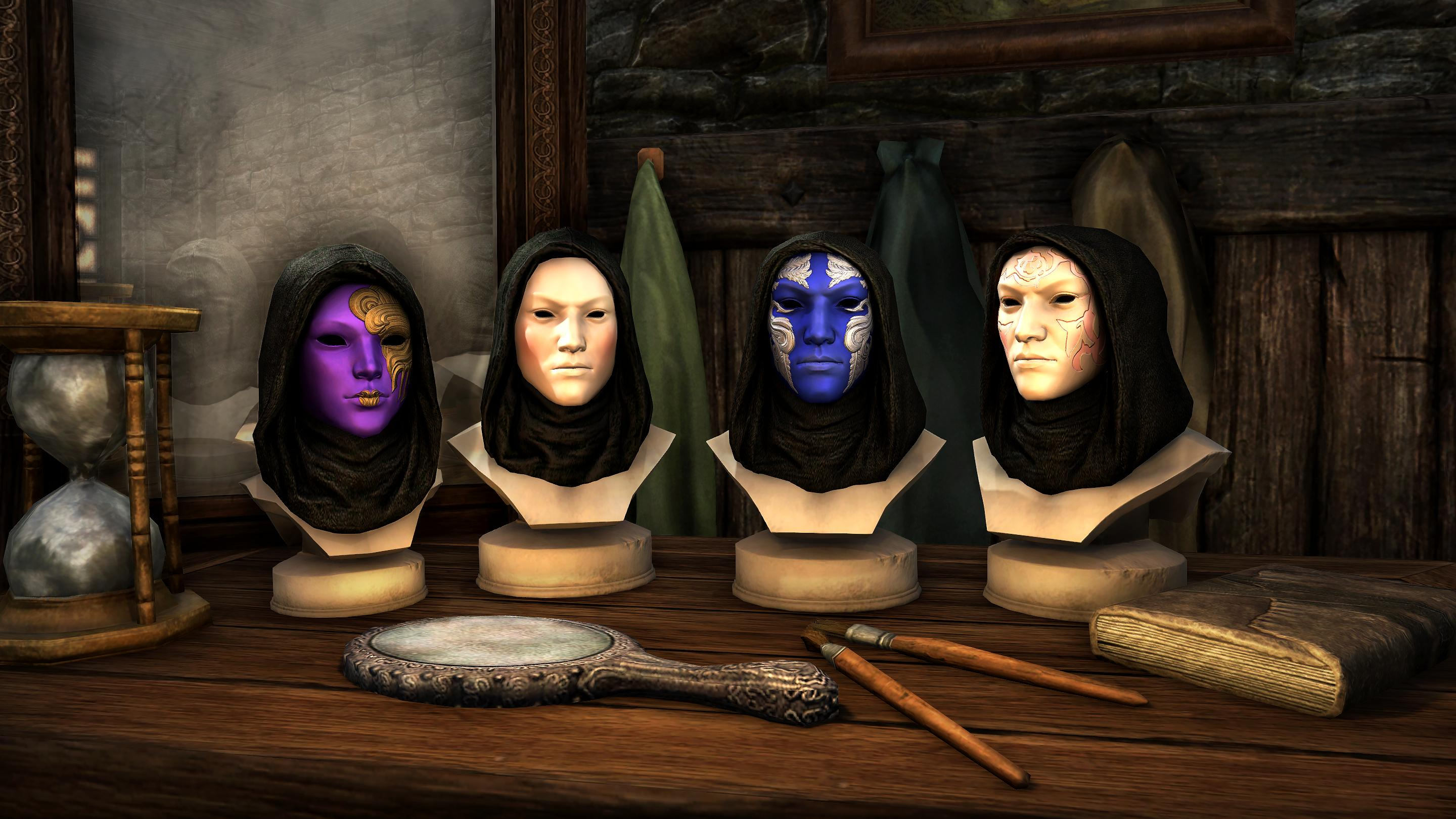 def5dc55f87 House of Reveries Mask Pack - Crown Store - The Elder Scrolls Online