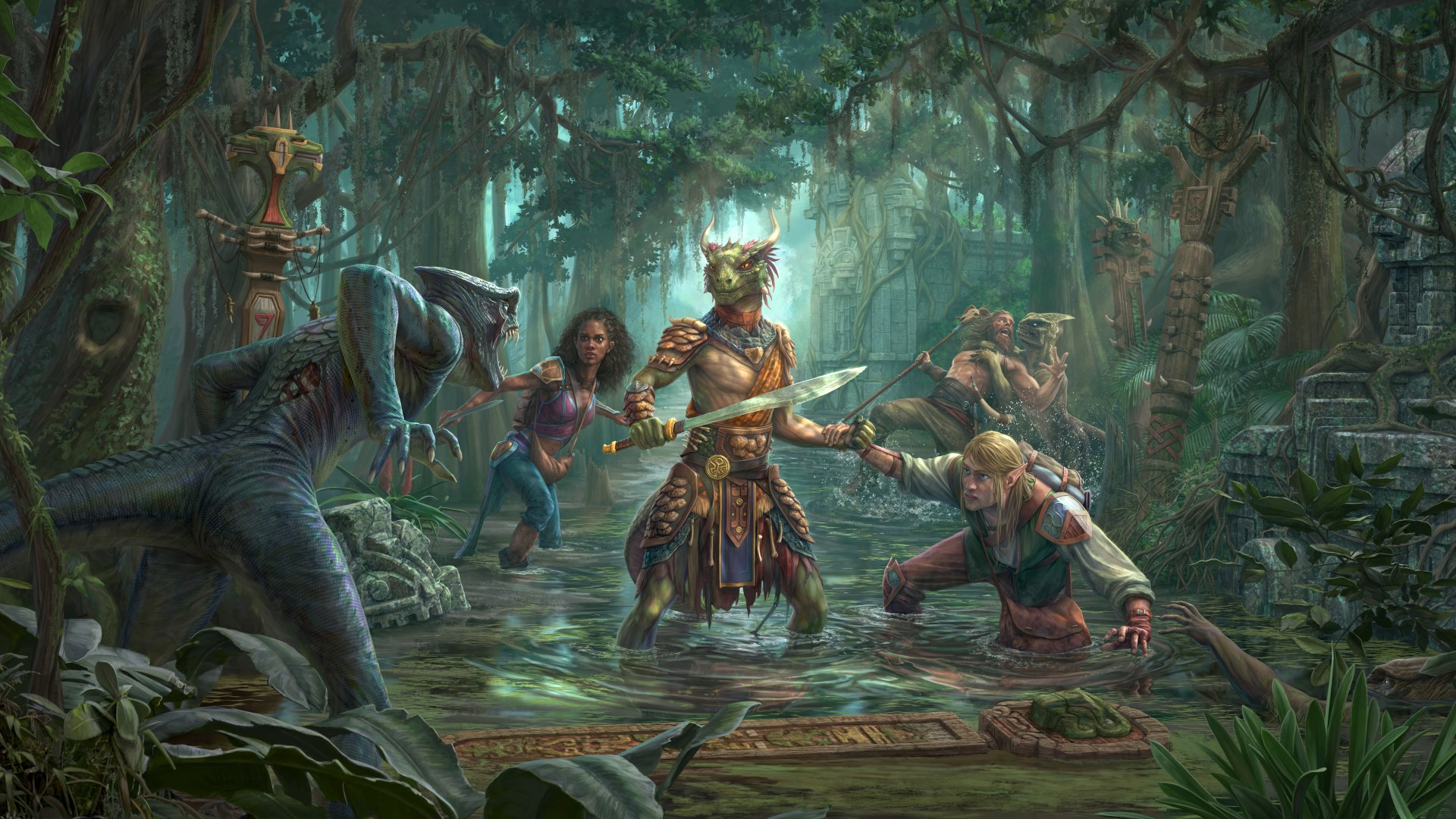 ESO Murkmire Quests, Skyshards and Achievements Guide - Dulfy |Eso World